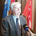 Никола Шаиновић на 29. рођендану СПС у Бору